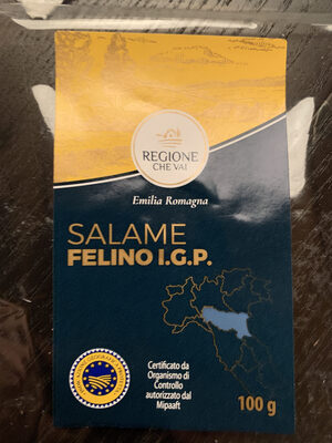 Salame Felino I.G.P. - Product