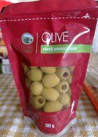 Olive verdi snocciolate - Prodotto - it