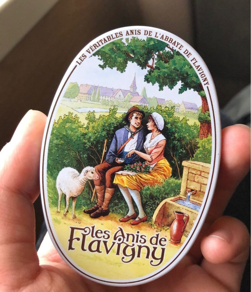 Les anis de Flavigny - Product - fr