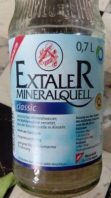 Extaler Mineralquelle - Product - de