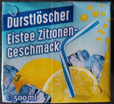 Eistee Zitronen-Geschmack - Produit