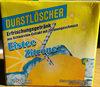 Durstlöscher Eistee Zitrone - Produit