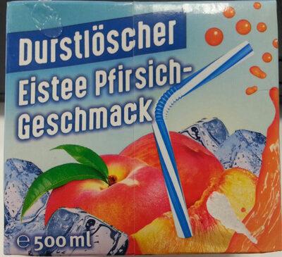 Durstlöscher Eistee Pfirsich 500ML - Product - de