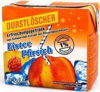 Durstlöscher Eistee Pfirsich - Prodotto - de