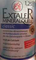 Extaler Mineralquell - Produkt - de