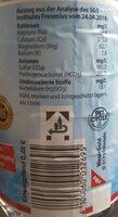 Extaler Mineralwasser - Valori nutrizionali - de