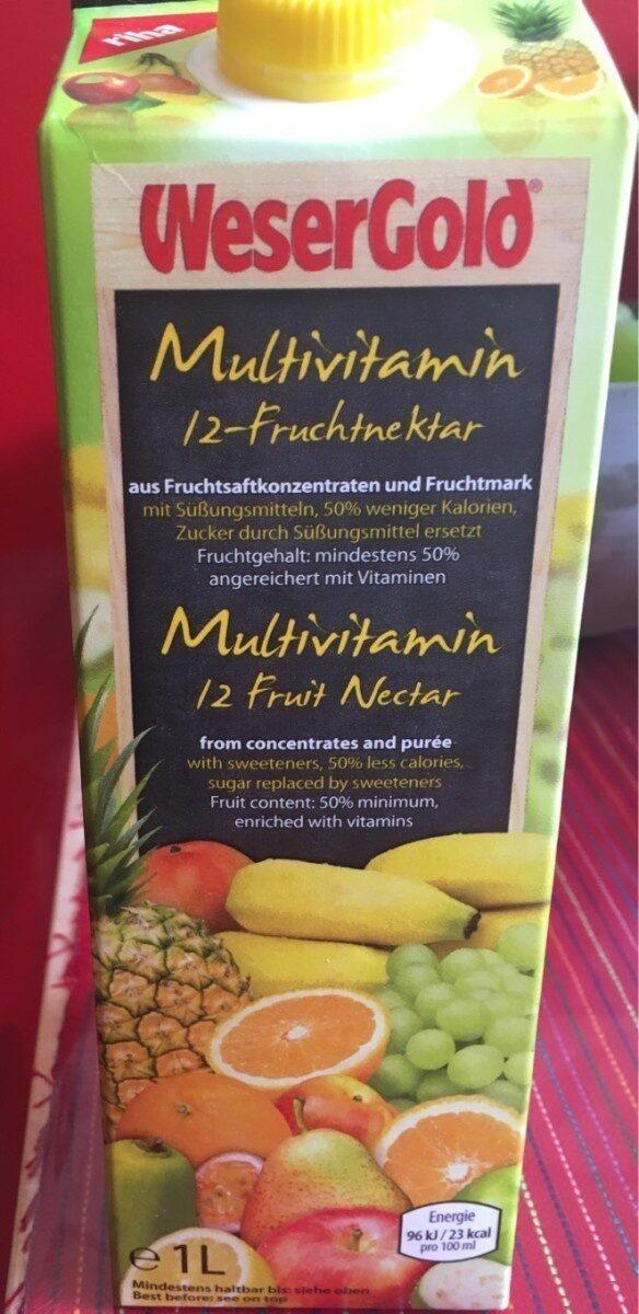 Multivitamin Light Saft - Produit - fr