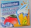 Durstlöscher Eistee Mango-Geschmack - Produit