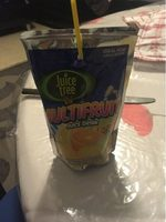 Multifruit Juice Drink - Produit