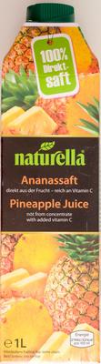 Ananassaft - Product - de
