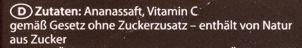 Ananassaft - Ingrediënten - de