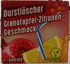 Durstlöscher Granatapfel-Zitronen-Geschmack - Product