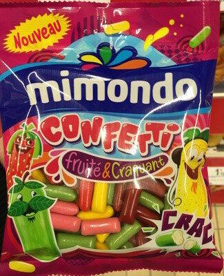 Confetti fruité & craquant - Produit - fr
