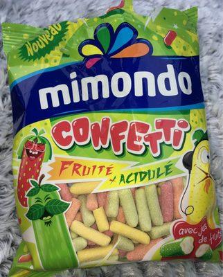 Confetti Bonbon - Produit - fr
