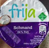 Schmand 24% Fett - Produkt - de