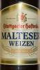 Malteser Weizen Hefe Hell - Produkt