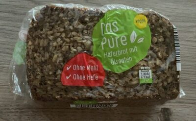 Das Pure Haferbrot mit Ölsaaten - Product - de