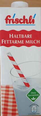 Haltbare fettarme Milch - Produit - de