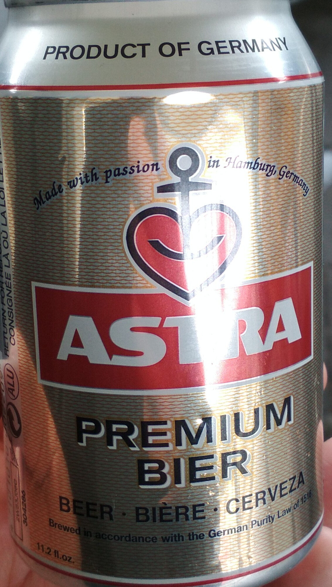 Premium Bier - Product