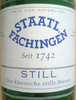 Staatl. Fachingen Still - Product