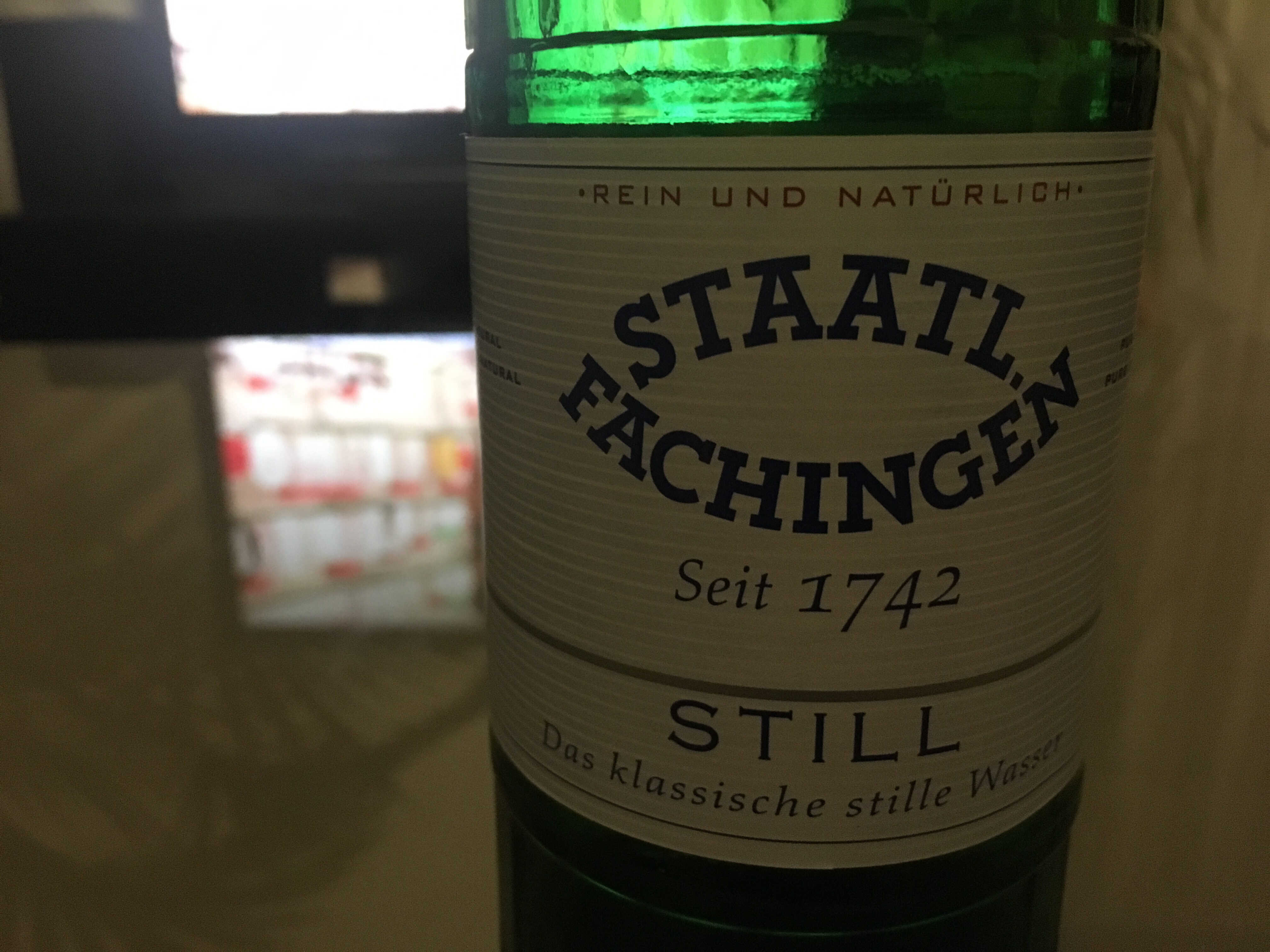 Staatl. Fachingen - Product