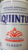 Aquintus classic - Product