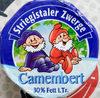Camembert 30% Fett i. Tr. - Produit