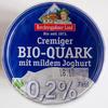 Cremiger Bio-Quark mit mildem Joghurt - Produit