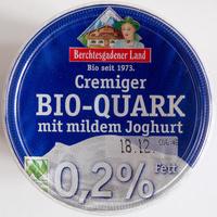 Cremiger Bio-Quark mit mildem Joghurt - Product - de