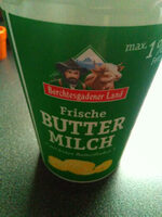 Buttermilch Berchtesgadenern - Produit - de