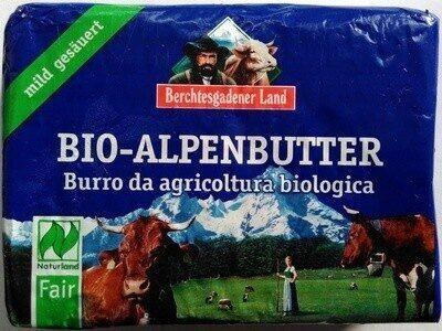 Bio-Alpenbutter - Product - de