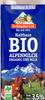 Haltbare Bio Alpenmilch - Produkt