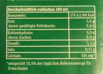 Frische Bergbauern Milch - 16