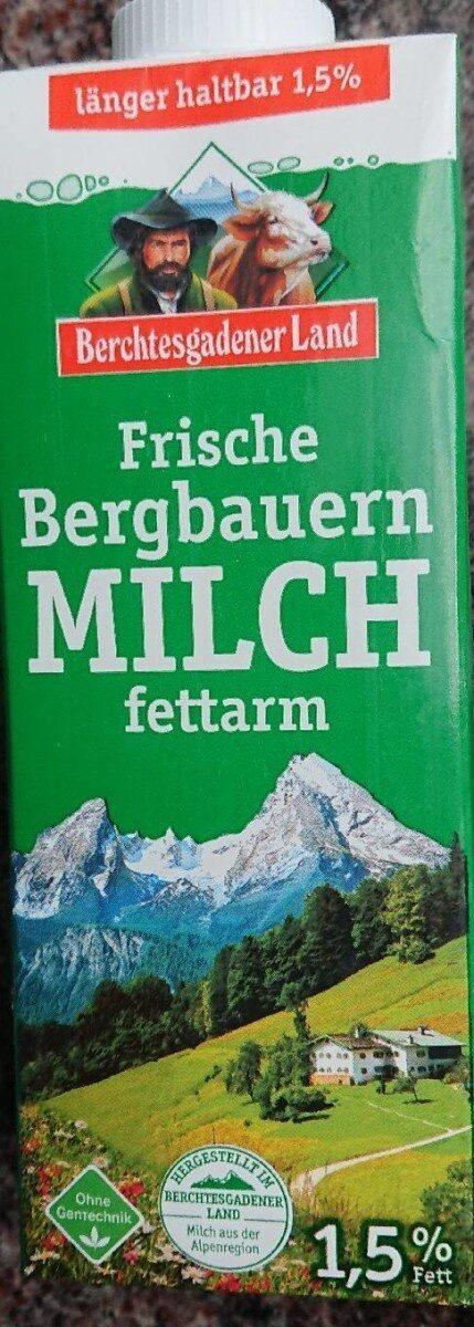 Frische Berhauernmilch 1,5% - Produit - de
