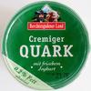 Cremiger Quark - Produkt