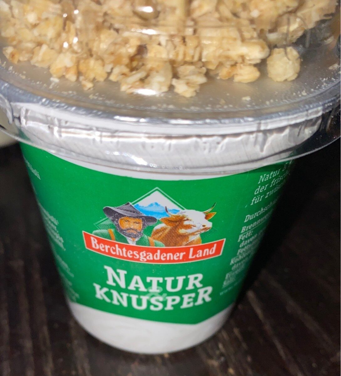 Natur Knusper - Produit - fr