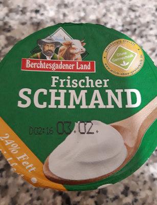 Frischer Schmand - Produit - de