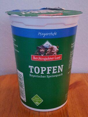 Topfen Bayrischer Speisequark - Product - de
