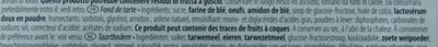 KuchenMeister Fond de tarte - Ingrediënten - fr