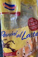 Panini al Latte - Produkt