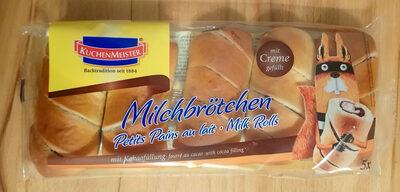 Milchbrötchen - Product
