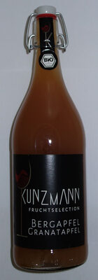 Bergapfel-Granatapfel-Saft - Produit