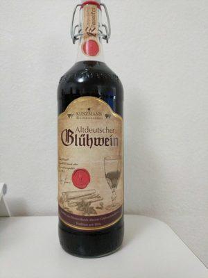 Altdeutscher Glühwein - Produkt