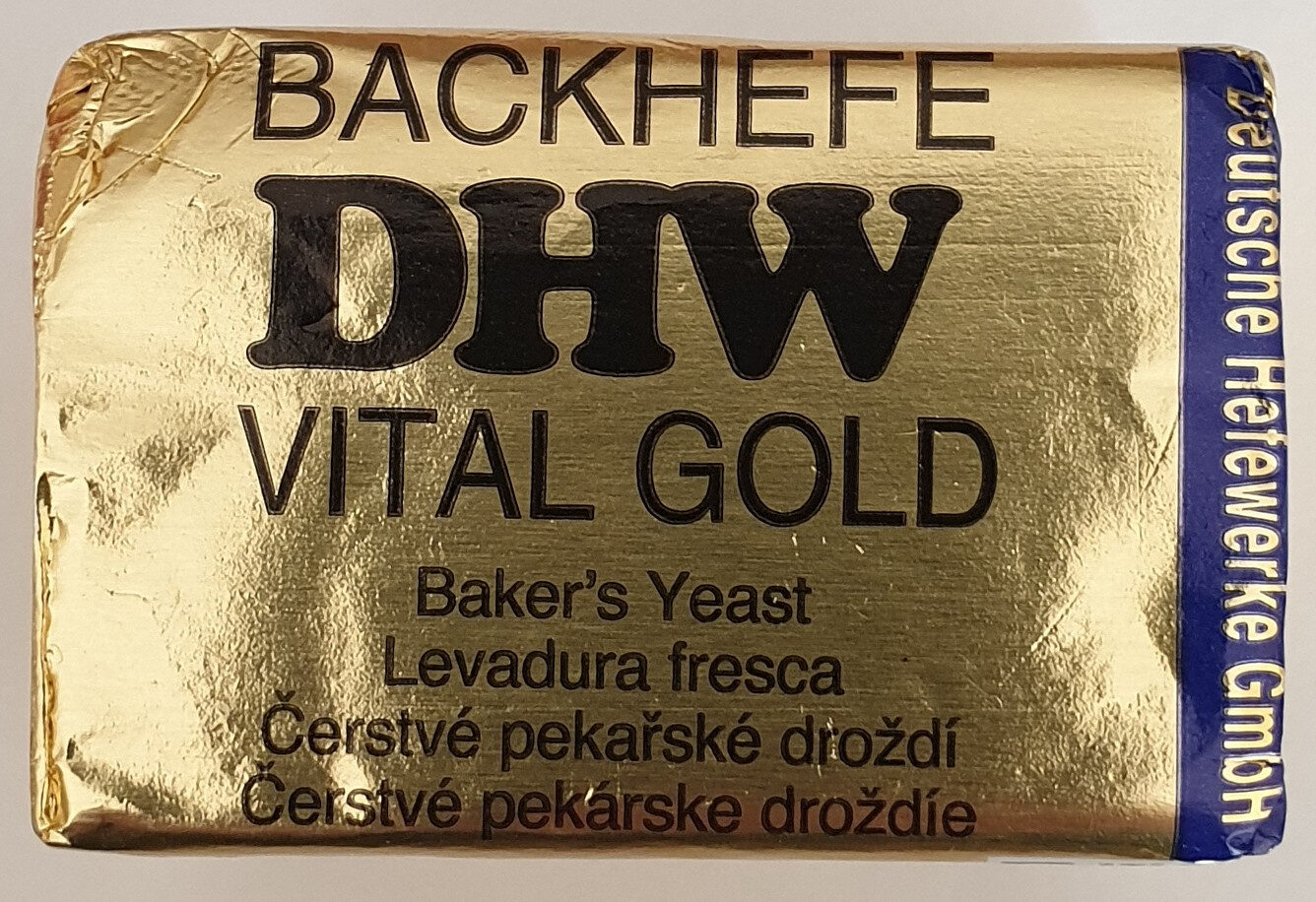 Backhefe Vital Gold - Product - de