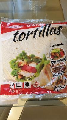 tortillas - Produit - pl