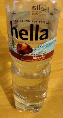 Erfrischungsgetränk mit Kirschgeschmack - Product - de