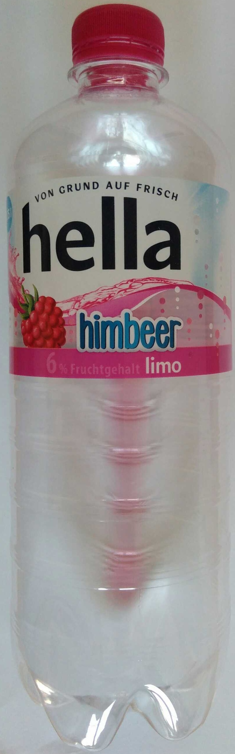 Himbeer-Limo - Product - de