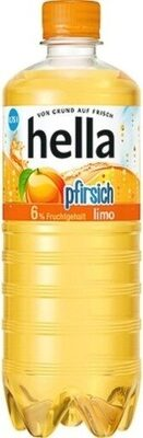 Hella Limo Pfirsich 0,75L Merken - Prodotto - de