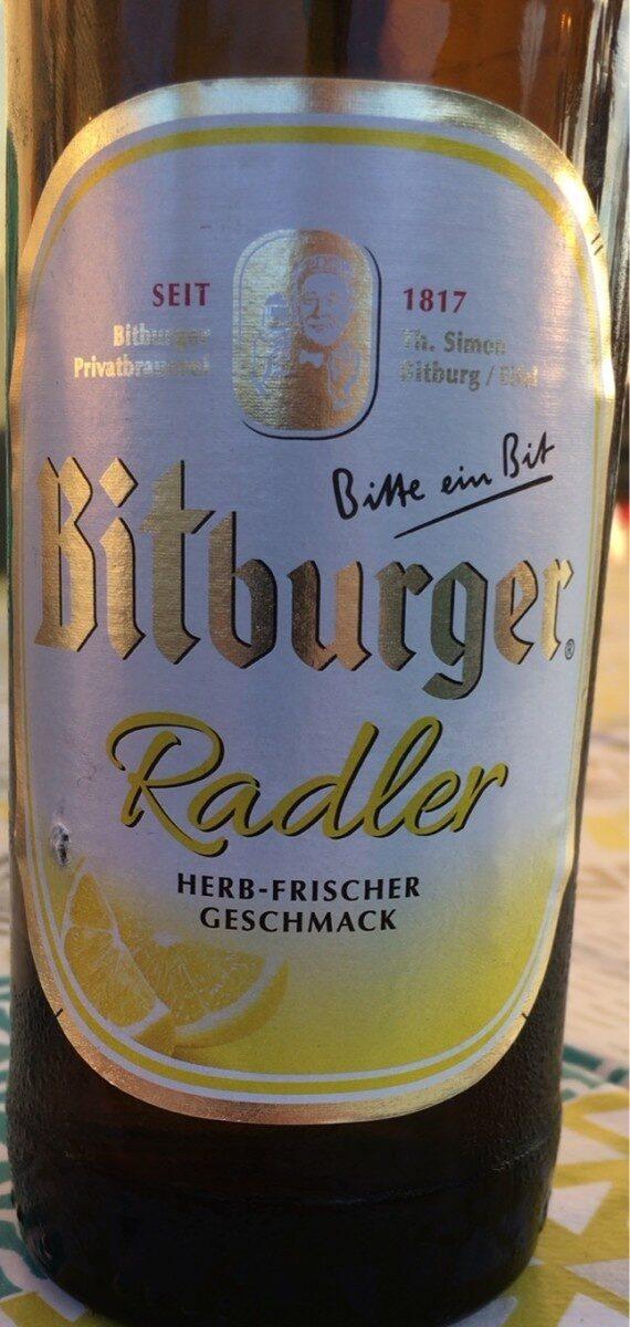 Bitburger Radler - Product - de