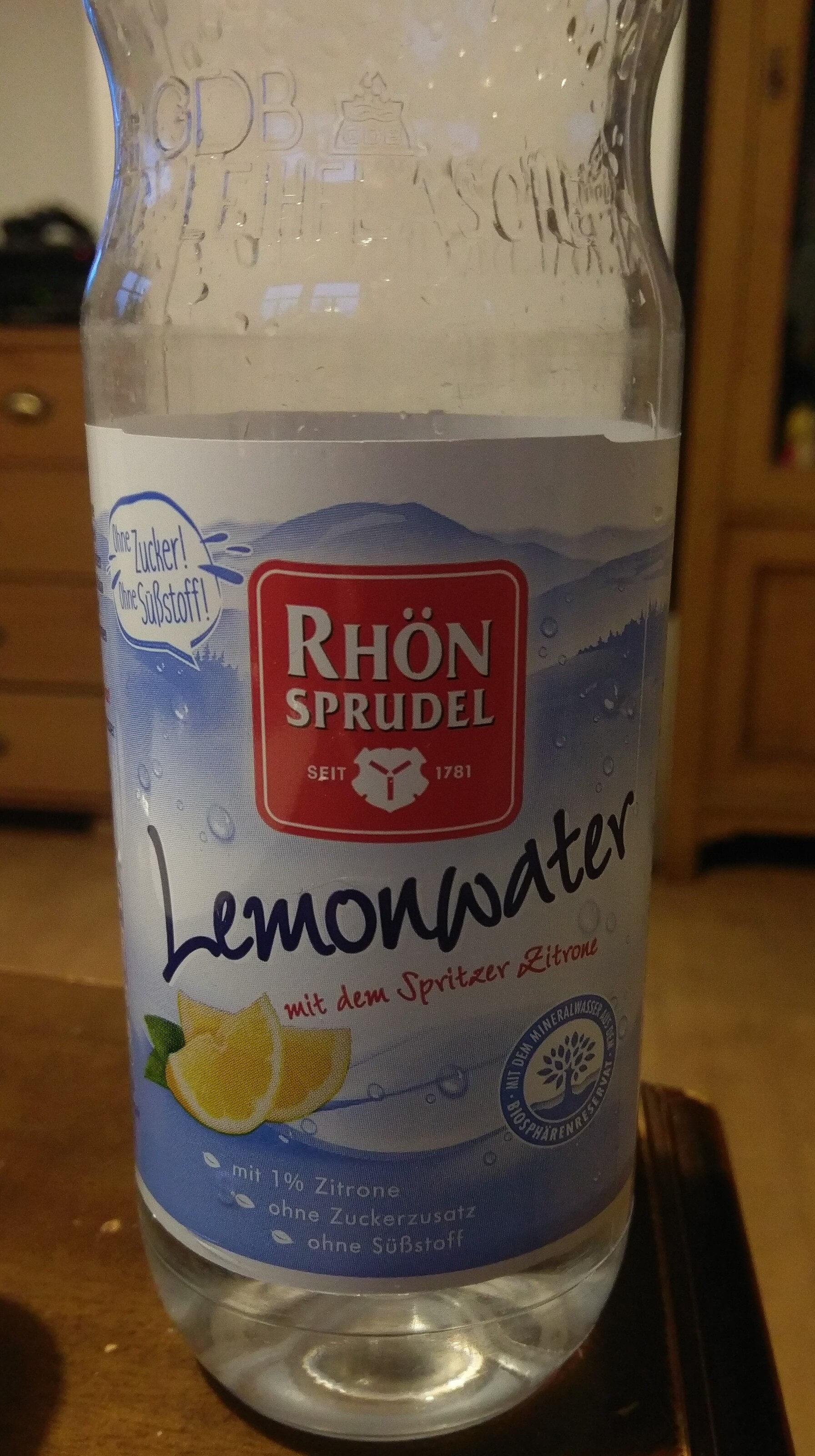 Lemonwater - Produit - de